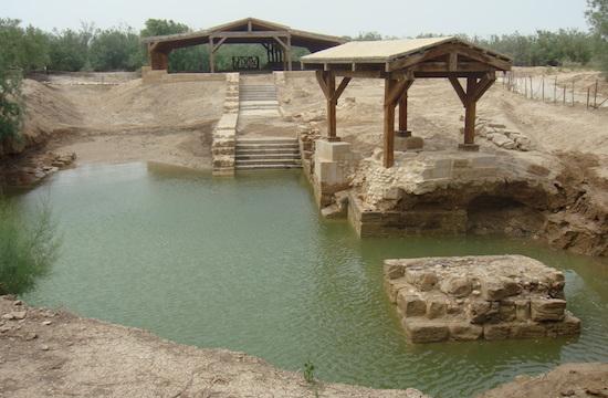 【特稿】所有教会都珍视的约旦河