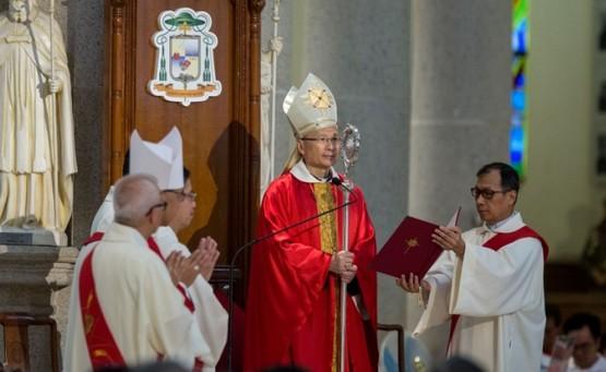 【鹽與光:教會透視】懷念香港教區楊鳴章主教