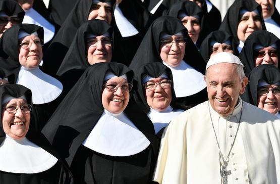呼籲接納女性為教會領袖