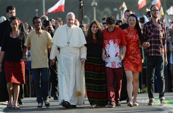 二零一九年世青節:中美洲教友熱切期待教宗方濟各的到來