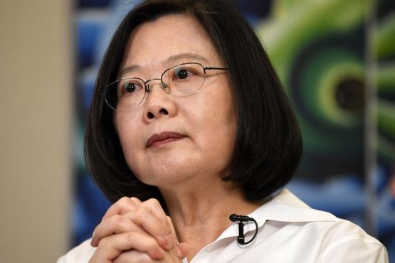 台灣總統致函教宗響應和平日文告,稱大陸未放棄武力對台