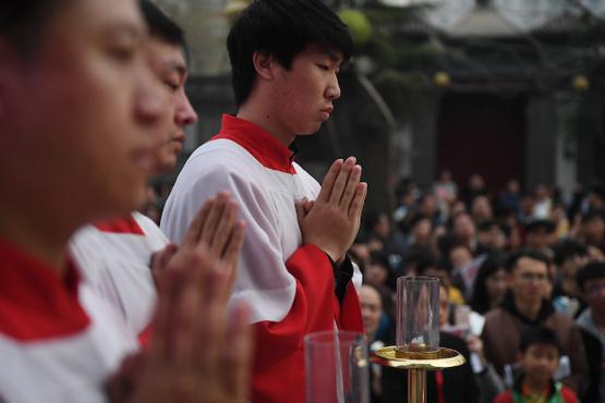 【特稿】中國天主教會的轉型