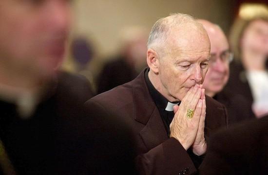 麥卡里克被免去聖職屬「朝正確方向邁出的一步」
