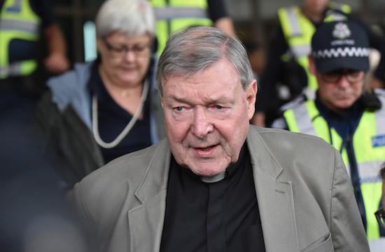 澳洲佩爾樞機性侵兒童罪名成立