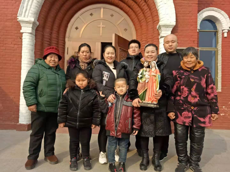 唐山教區舉辦「模範媳婦」評選活動,讓「道」在家中