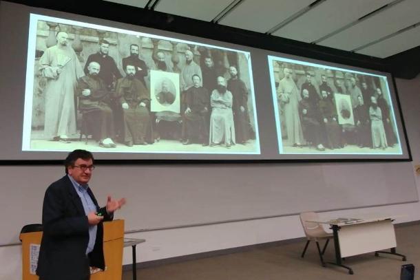 香港教會辦歷史講座系列,學者籲信徒肩負傳教使命