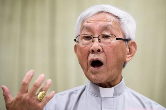 陳日君樞機主動回應湯漢樞機牧函,反駁不服從教宗觀點