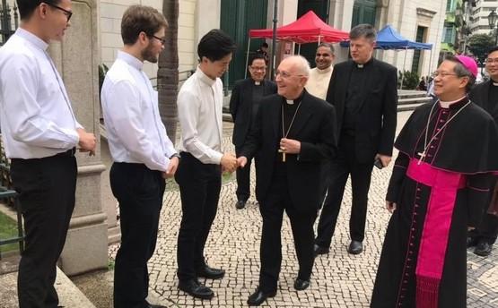 【鹽與光:教會透視】教廷萬民福音部部長到訪澳門和香港