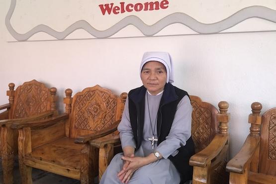 中國支持的緬甸民兵強迫修女離服務逾十年的地區