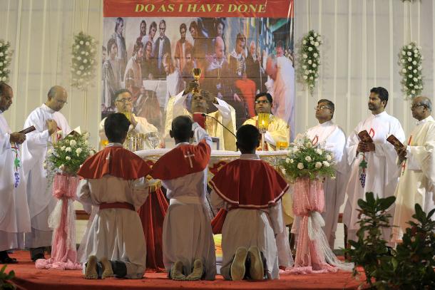 印度教友因迷信阻止新鐸舉行首祭