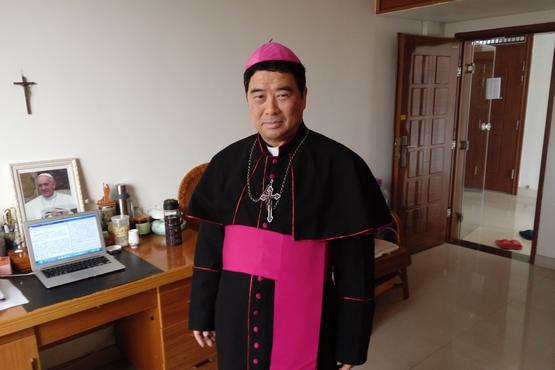 閩東輔理主教仍未獲政府承認主教身分,或未能共祭聖油彌撒
