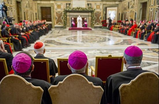 教廷新憲章草案交各地主教團諮詢,盼體現教會眾議精神