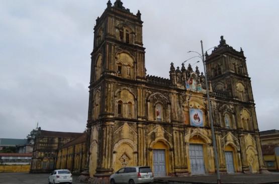 越南最古老主教座堂暫逃過拆卸一劫,或有待討論修復加固