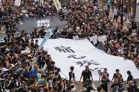 【博文】國內教友反送中的心聲:守護香港,也是在守護中國