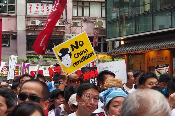 百万人促撤回逃犯条例修订不果,港教区终发声明吁各方克制