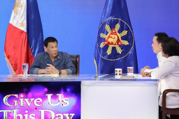 总统杜特尔特指没有理由纪念菲律宾开教五百周年