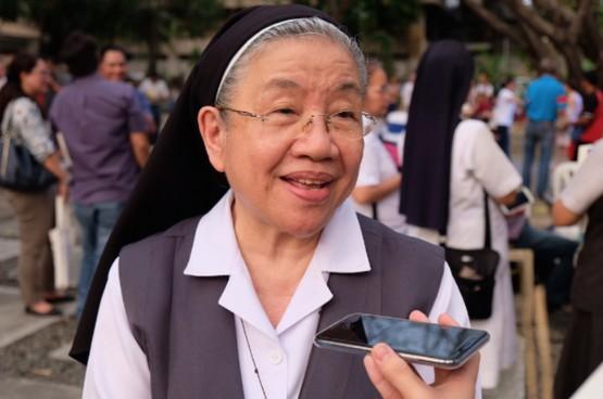 捍卫人权的菲律宾修女逝世,教会团体纷纷向她致敬
