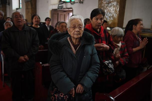 美國會議指責中共打壓宗教自由,中國天主教譴責美方炒作