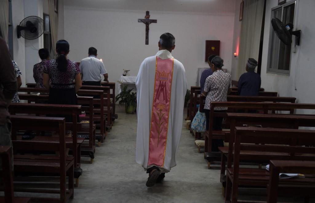 梵蒂岡對中國教會指導文件惹熱議,國內教友對內容不敢苟同