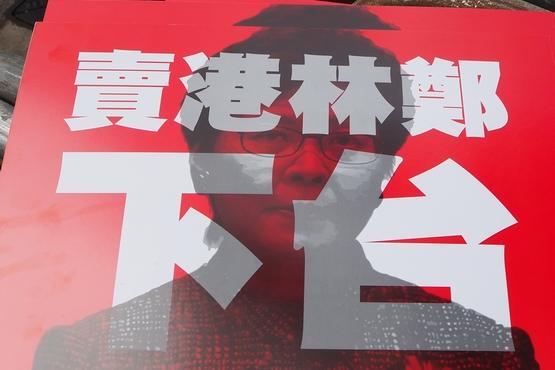 【博文】香港,為一個輸不起的民主抗爭……
