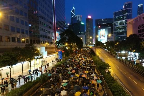 澳門遭禁止聲援香港反送中運動,台灣民眾反應不一