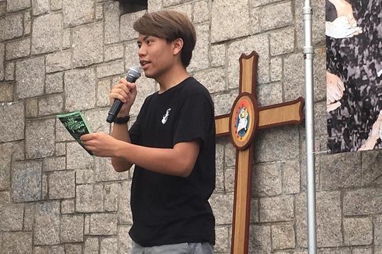 【特稿】香港天主教大專聯會:教會臨在抗爭現場化解衝突