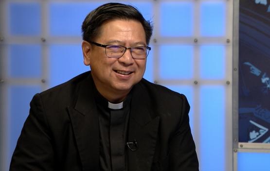 【談說天地】譚傑志神父(羅馬宗座宗徒之后大學生命倫理學系教授)