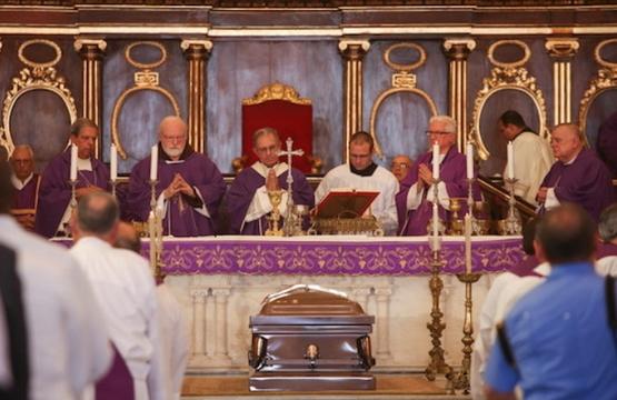 古巴天主教社運人士被禁參加當地樞機的葬禮