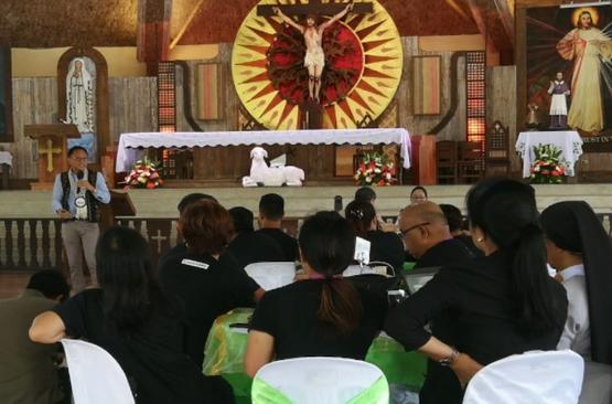 菲律賓教會媒體會議,討論防止「假新聞」