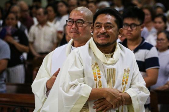 菲律賓耶穌會神父和嘉諾撒修女被控綁架罪,案件與總統有關
